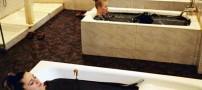 ساخت جالب و عجیب ترین حمام زنانه در جهان (عکس)