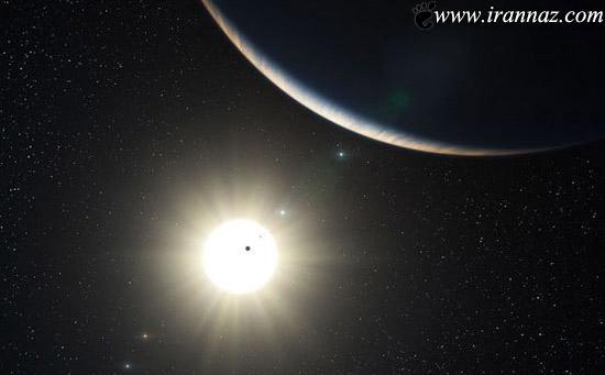 مهمترین اکتشافات علمی سال 2012 (گزارش تصویری)
