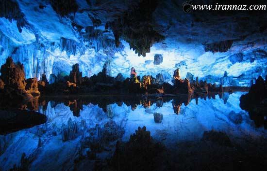 شگفت انگیزترین و زیباترین غارهای دنیا (گزارش تصویری)