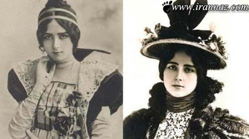 اولین ملکه زیبایی ایران و جهان از تربت حیدریه (عکس)