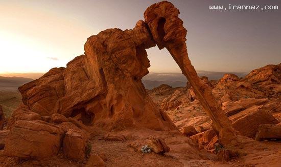 عکسهای عجیب و در عین حال زیباترین مکانهای جهان