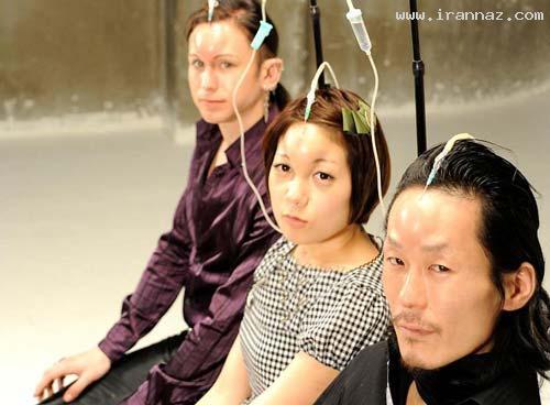 تفریح بسیار وحشتناک و عجیب دختران ژاپنی (عکس)