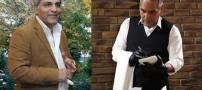 قطع شدن انگشت مهران مدیری در هنگام ایفای نقش