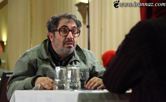 عکس های لو رفته ویلای من، سریال جدید مهران مدیری