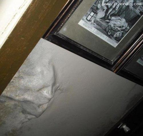 واقعا جرات دارید یک شب در این اتاق بخوابید! (عکس)
