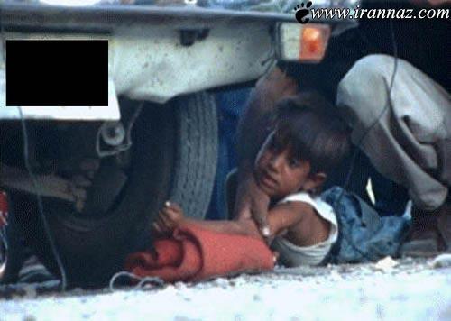 گزارش تصویری از سوء استفاده وقیحانه از کودکان!!