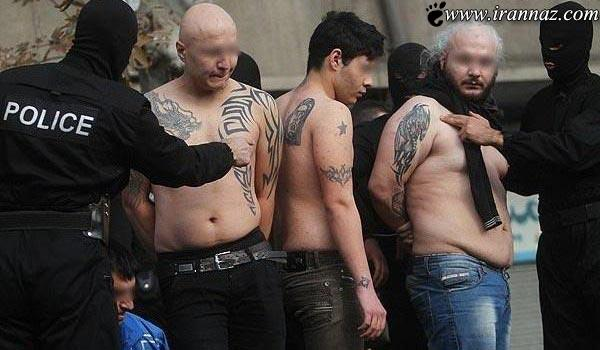 رواج خالکوبی 15 میلیونی بین جوانان پایتخت (عکس)