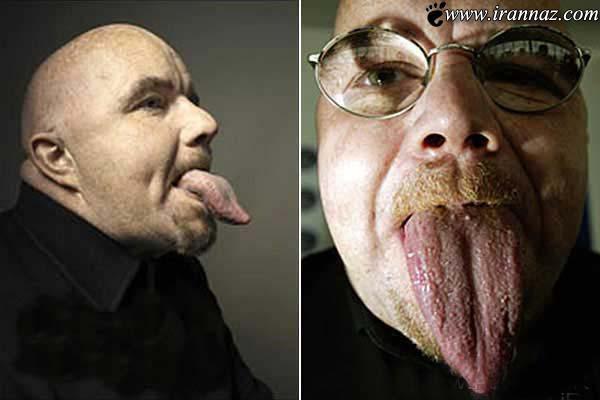 عکس های شگفت انگیز از عجیب ترین انسانهای دنیا