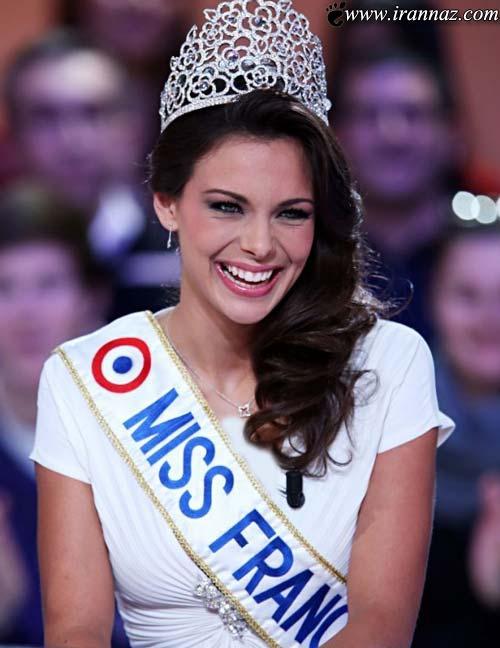 جنجال بر سر انتخاب شدن ملکه زیبایی 2012 فرانسه!