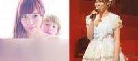 اقدام غیر اخلاقی خواننده زن جوان ژاپنی با یک پسر بچه