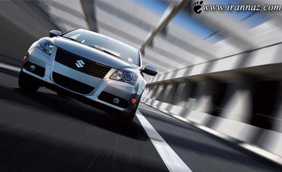 امن ترین خودروهای سال 2013 کدامند(گزارش تصویری)