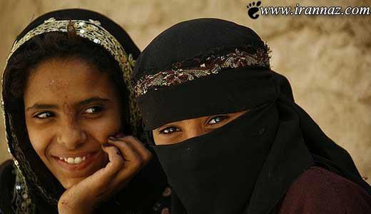 تن فروشی دخترهای عربستانی جنجال بپا کرد (عکس)