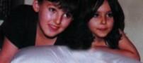 عکس هایی دیدنی از پرستو صالحی در زمان کودکی