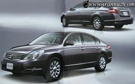 لوکس و باکلاس ترین خودرو تولید شده در ایران (تصاویر)