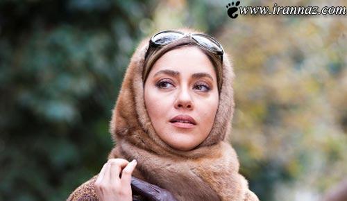 بهاره کیانافشار بجای آنجلینا جولی در فیلم ...( عکس)