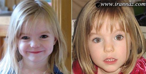 این دختر با گم شدنش به شهرت جهانی رسید (عکس)