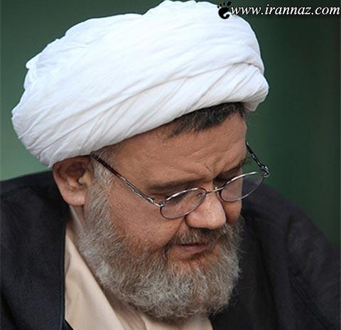 عکس های جالب از گریم های متفاوت بازیگر معروف ایران