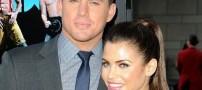 خوش تیپ ترین مرد سال 2012 و همسرش (عکس)