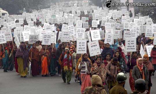 ماجرای جنجالی تجاوز وحشیانه به دختر هندی (عکس)