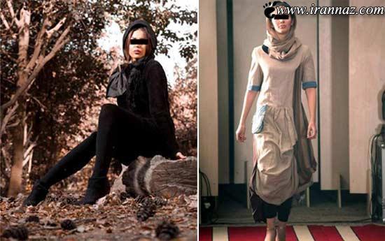 انتخاب زیباترین پسر و دختر مانکن در شیراز!! (عکس)