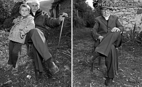 زندگی جالب دختران این روستا به شکل آقایان! (عکس)