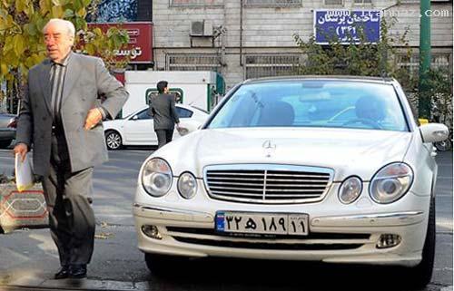 ماشین شخصی مرد 400 میلیون دلاری ایران! (عکس)