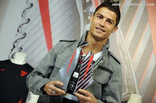 انتخاب شدن جذاب ترین ورزشکار سال 2012 (عکس)