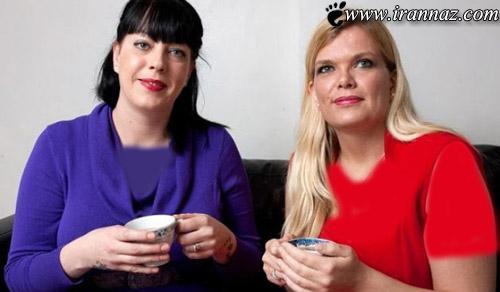 این دو خانم بدشانس ترین افراد دنیا هستند! (عکس)
