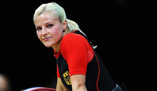 این خانم یکی از زیباترین زنان المپیک بود! (عکس)