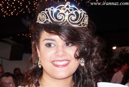شایسته و زیباترین دختر چاق در کشور فرانسه! (عکس)