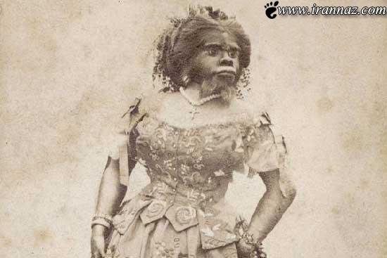 بازگشت زشت ترین زن جهان به زادگاه خودش! (عکس)