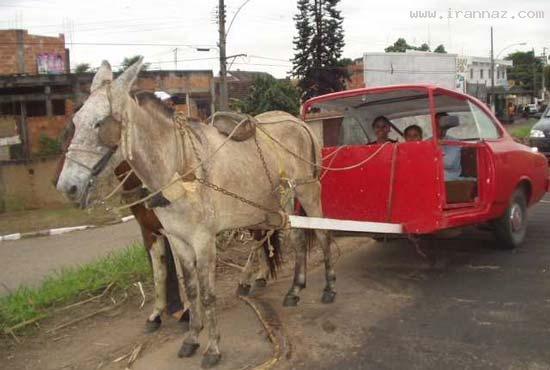 عمرا تاکسی به این باحالی سوار شده باشید! (بخند)