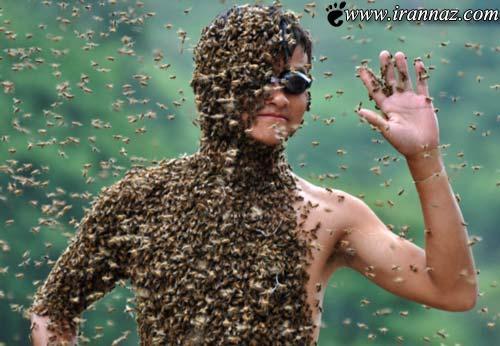 عکس های عجیب و خطرناکترین مسابقه جهان در چین!!