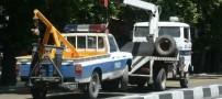 تفاوت جالب پلیس راهنمایی و رانندگی در ایران و ژاپن