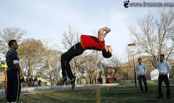 عکس های بسیار زیبا و دیدنی از پارک ائل گلی در تبریز