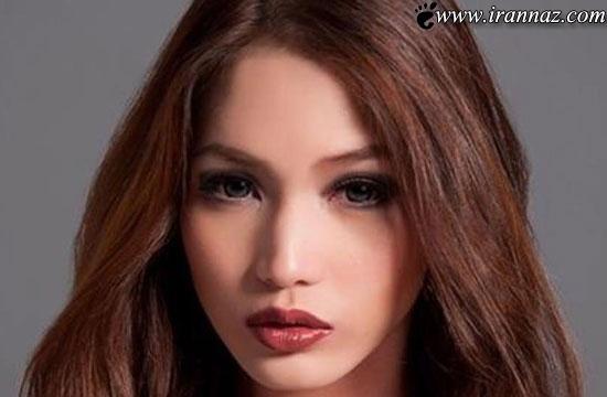 انتخاب زیباترین دختر تغییر جنسیت داده جهان (عکس)