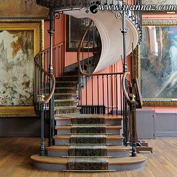 عکس هایی از خانه نویسندگان و نقاشان مشهور جهان