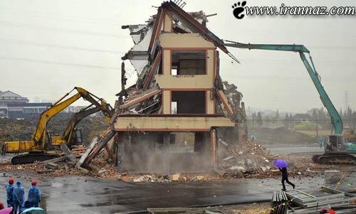 عمرا تا حالا توی این چنین خانه ای زندگی کرده باشید!