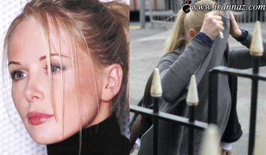 بازداشت مشهورترین مانکن زن انگلیس بدلیل مستی!