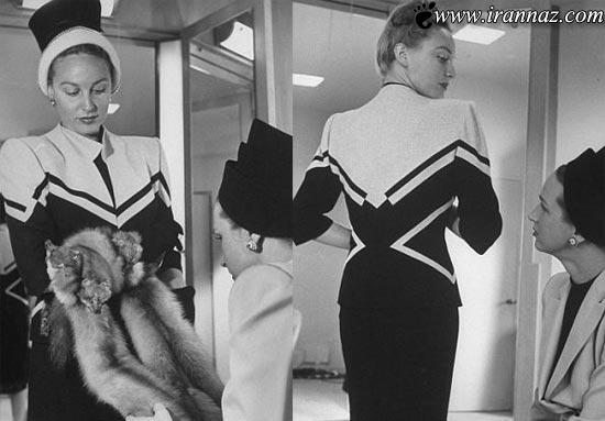 عکس های دیدنی از زنان ثروتمند تکزاس در سال 1945