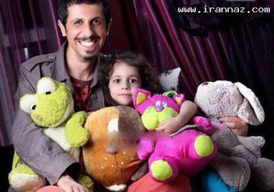 عکسهای دیدنی از بازیگران سینما همراه فرزندانشان