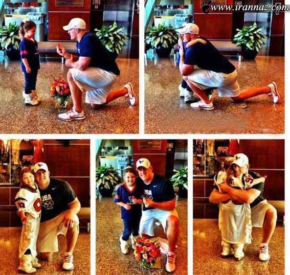 جنجال ازدواج بازیکن فوتبال با دختر 6 ساله! (عکس)