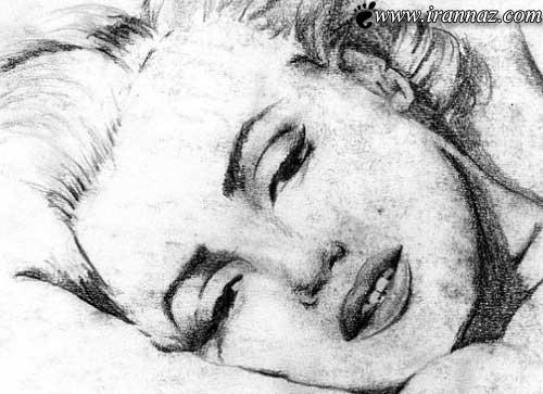 مردی که در خواب نقاشی های زیبایی میکشد! (عکس)