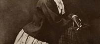 اولین زن تاریخ جهان که با سیگار عکس گرفت! (عکس)