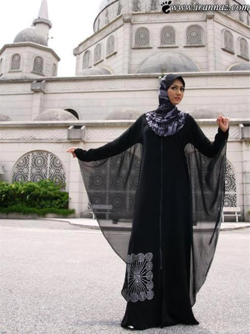 عکس های مانکن های اسلامی در کشورهای مختلف ، www.irannaz.com