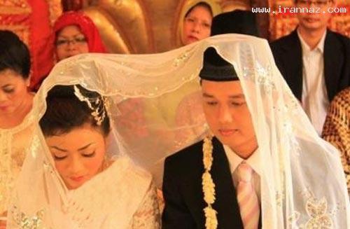 اوج بدشانسی یک دختر خانم جوان در شب عروسی!!