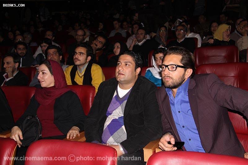 عکس های بازیگران معروف سینما در جشنواره فجر