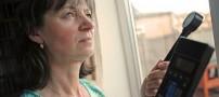 خانمی 55 ساله با وضعیت بدنی و زندگی عجیب و نادر