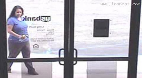 جایزه ویژه پلیس آمریکا برای شناسایی این خانم تبهکار