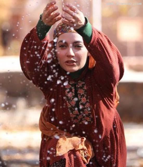 عکس هایی جنجالی از مهناز افشار با یک لباس خاص!